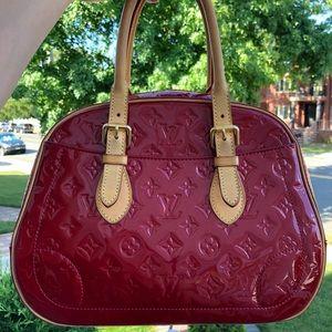 Louis Vuitton Red Purse